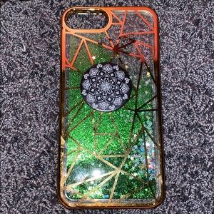 iphone 8 case with pop socket
